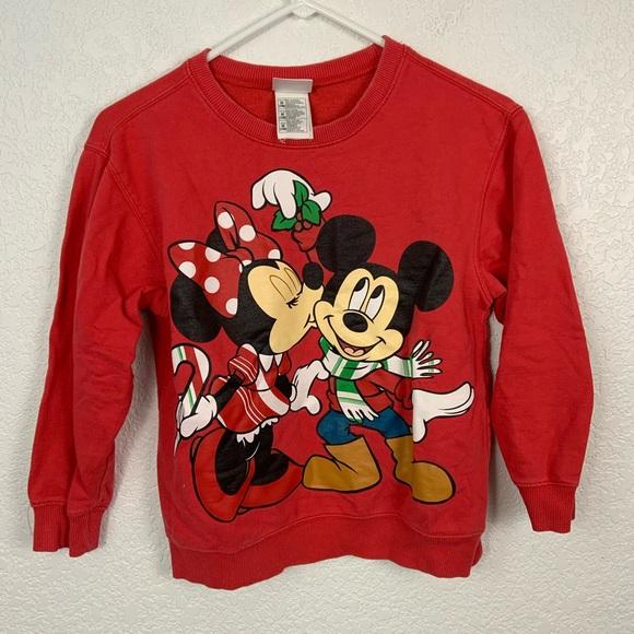 Disney Ugly Christmas Sweater.Disney Ugly Christmas Sweater Medium 7 8